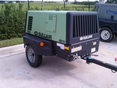 2014 SULLAIR 185 CFM